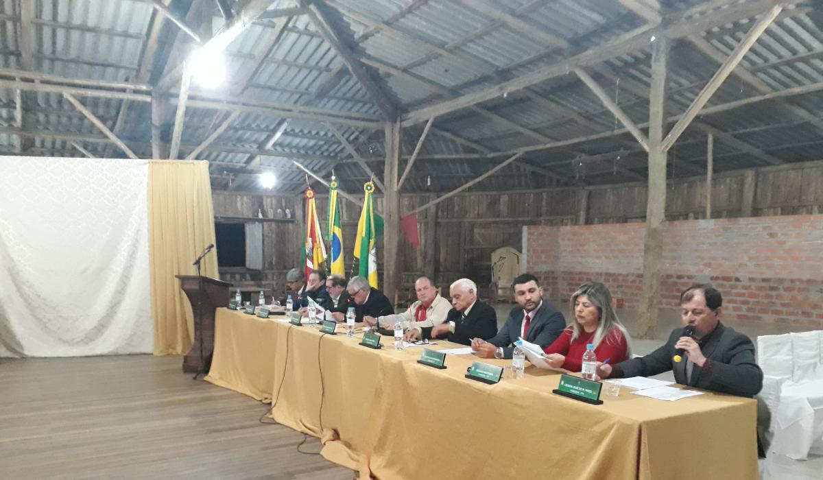 Sessão Ordinária de 17 de setembro de 2019 - CTG Carreteiros da Saudade